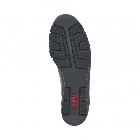Pantofi casual dama, piele naturala, 53702-145