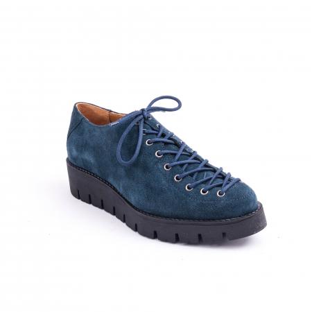 Pantof casual LFX 194 bleumarin0