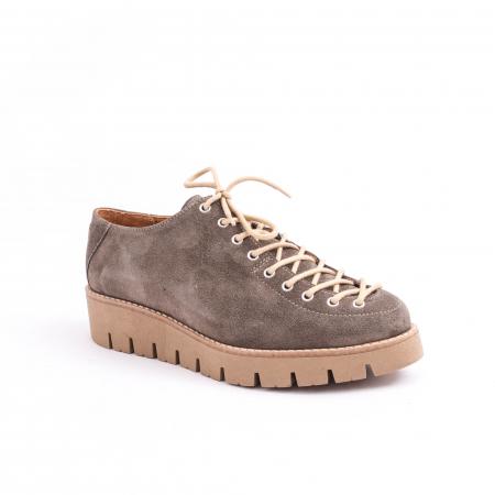 Pantof casual LFX 194 taupe0