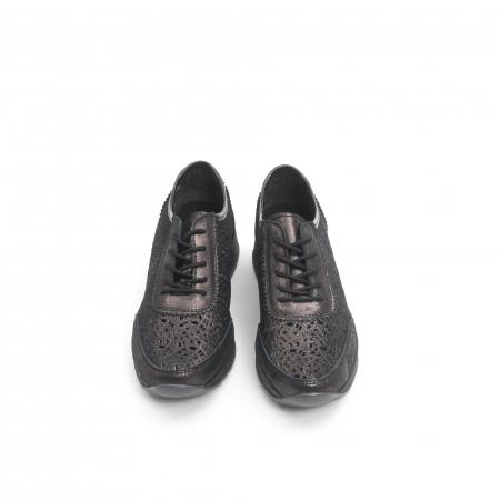 Pantof casual vara 67052 negru5