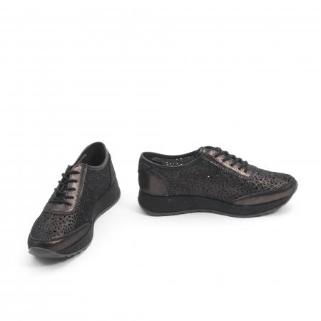 Pantof casual vara 67052 negru4