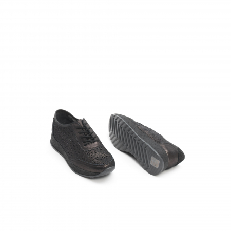 Pantof casual vara 67052 negru3