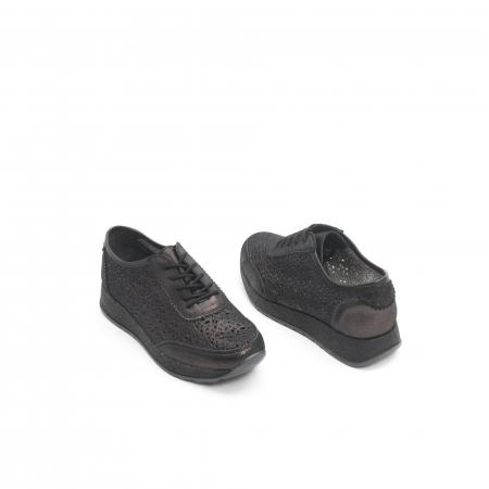 Pantof casual vara 67052 negru2
