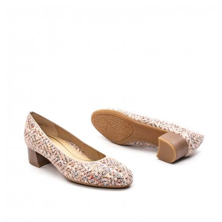 Pantofi dama din piele naturala ARA 16601-10 mozaic3