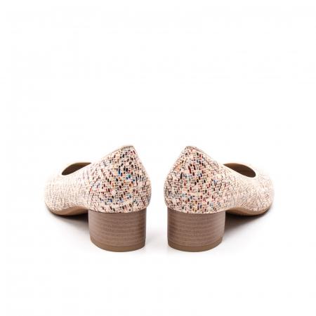 Pantofi dama din piele naturala ARA 16601-10 mozaic6
