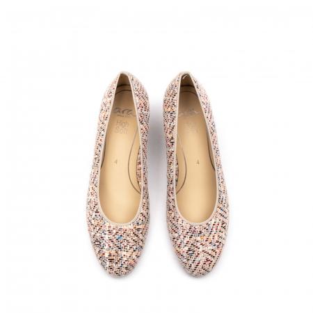 Pantofi dama din piele naturala ARA 16601-10 mozaic5