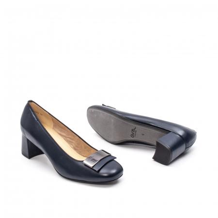 Pantofi eleganti dama  ARA 35512 bleumarin1