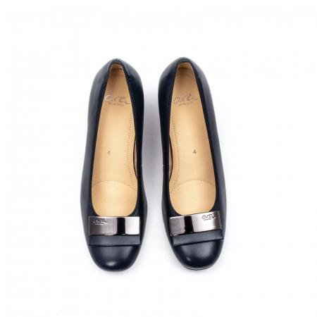 Pantofi eleganti dama  ARA 35512 bleumarin2