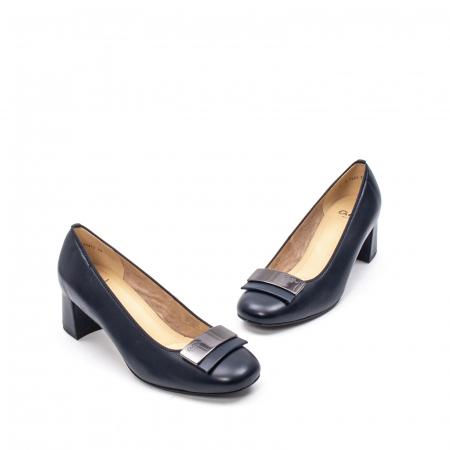 Pantofi eleganti dama  ARA 35512 bleumarin4