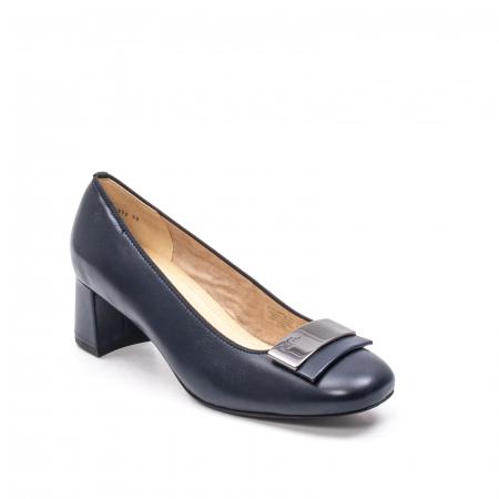 Pantofi eleganti dama  ARA 35512 bleumarin0