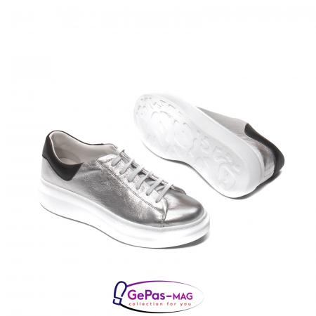Pantofi casual dama, piele naturala, C592133 18-N1