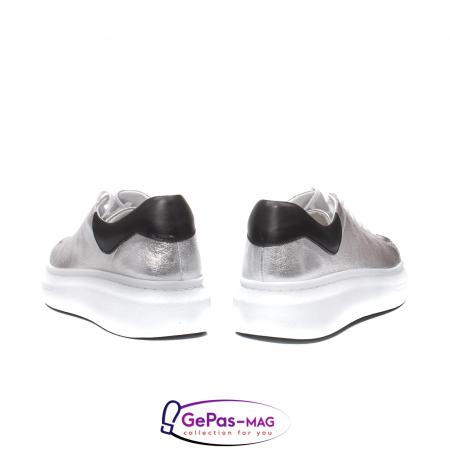 Pantofi casual dama, piele naturala, C592133 18-N2