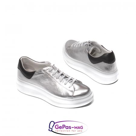 Pantofi casual dama, piele naturala, C592133 18-N5