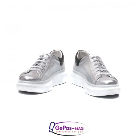 Pantofi casual dama, piele naturala, C592133 18-N6