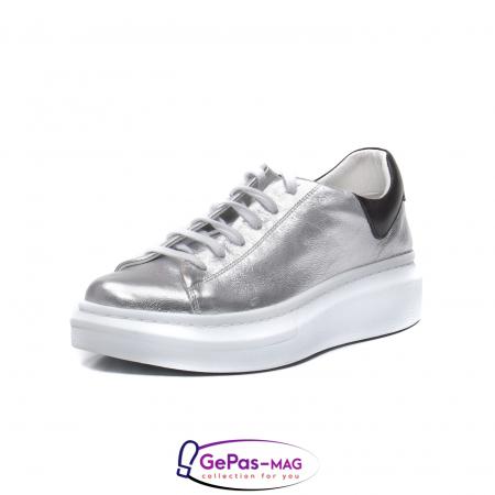 Pantofi casual dama, piele naturala, C592133 18-N0
