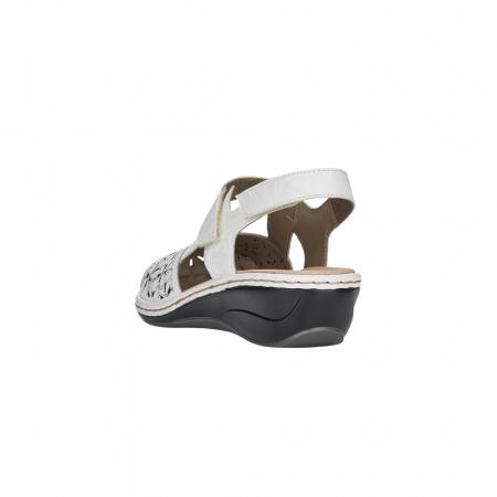 Pantofi decupati dama din piele naturala 47787-80 [2]