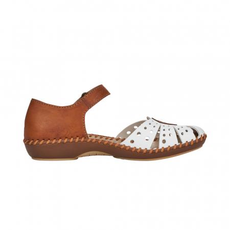 Pantofi decupati dama M1666-80 [4]