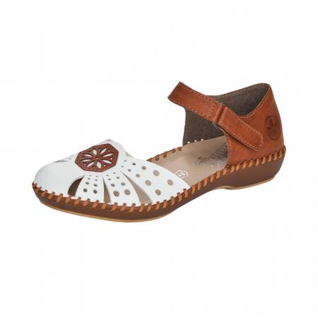 Pantofi decupati dama M1666-80