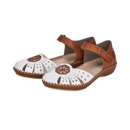 Pantofi decupati dama M1666-80 [3]