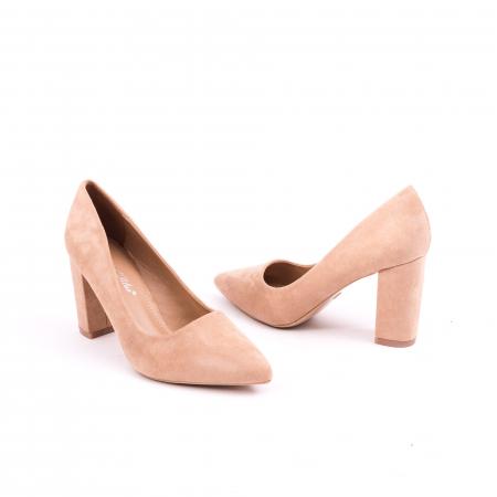 Pantof elegant 659 nude2