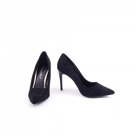 Pantof elegant 669 negru4