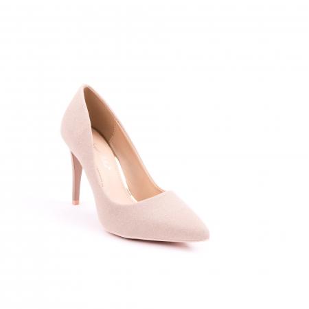 Pantof elegant 669 nude0