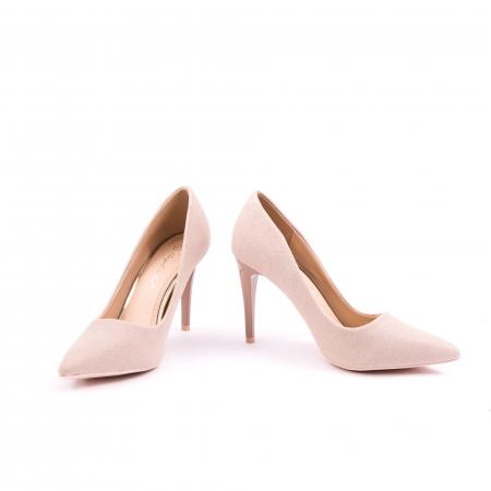 Pantof elegant 669 nude3