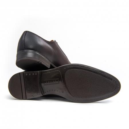 Pantof elegant barbat LFX 743 - ciocolata box4