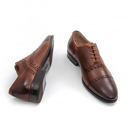 Pantof elegant barbat- LFX 748 MARO2