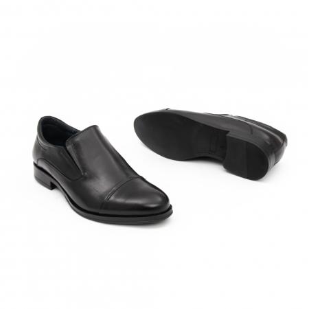 Pantof elegant barbat LFX 970 negru box2