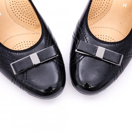 Pantof piele naturala lacuita marca ARA 12-358156