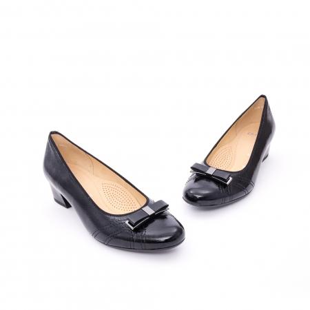 Pantof piele naturala lacuita marca ARA 12-358151