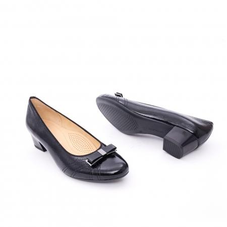 Pantof piele naturala lacuita marca ARA 12-358152