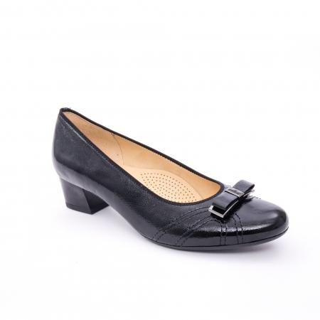 Pantof piele naturala lacuita marca ARA 12-358150