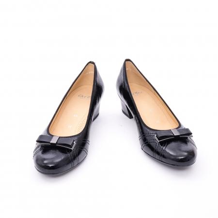 Pantof piele naturala lacuita marca ARA 12-358153