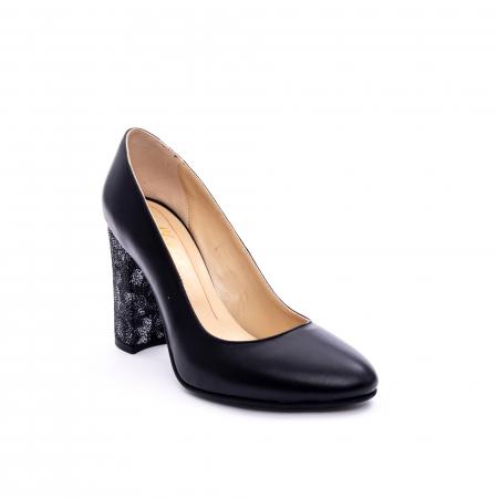 Pantof elegant dama marca Nike Invest 1014 negru0
