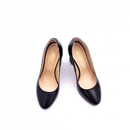 Pantof elegant dama marca Nike Invest 1014 negru4