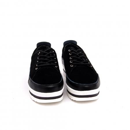 Pantof sport dama -cod VK-F001-447 black3