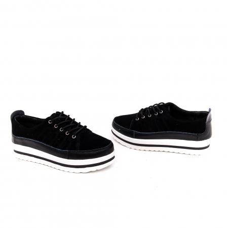 Pantof sport dama -cod VK-F001-447 black1