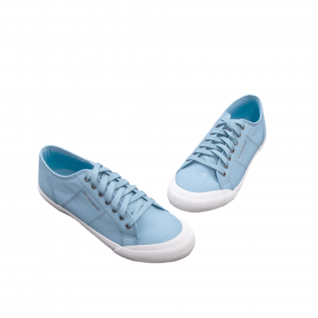 Pantofi sport de vara unisex Le Coq Sportif 1820071 deauvile sport, bleu1