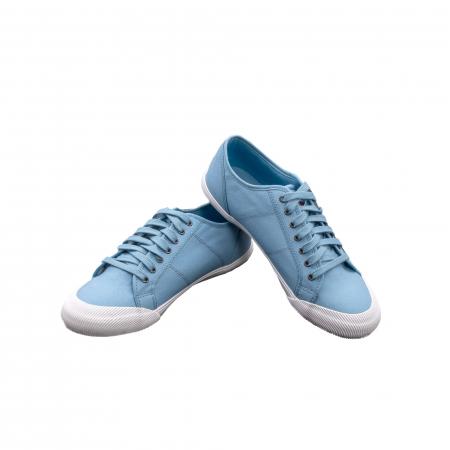 Pantofi sport de vara unisex Le Coq Sportif 1820071 deauvile sport, bleu3