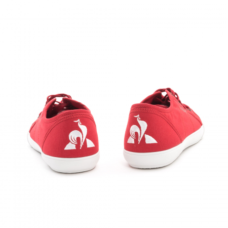 Pantofi sport unisex Le Coq Sportif 1820070 deauville sport, rosu5