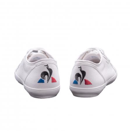 Pantofi sport vara  unisex Le Coq Sportif 1820069 deauville sport, alb3