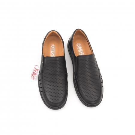Pantofi barbati vara, piele naturala, OT 1505