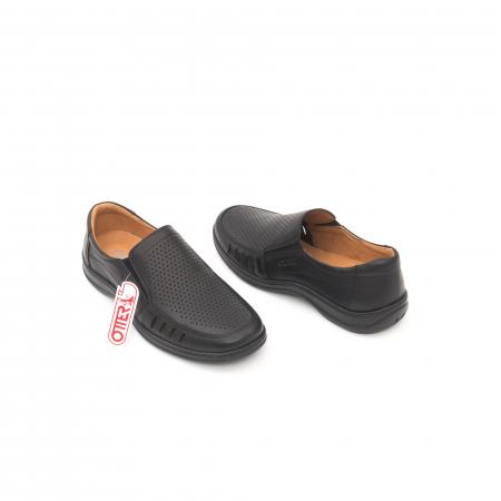 Pantofi barbati vara, piele naturala, OT 1502