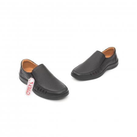 Pantofi barbati vara, piele naturala, OT 1501