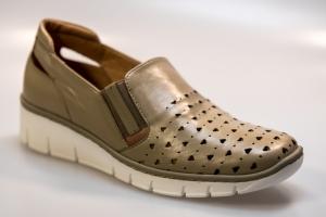 Pantof vara dama LFX 107 bej0