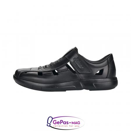 Sandale barbati, piele naturala, B2783-005