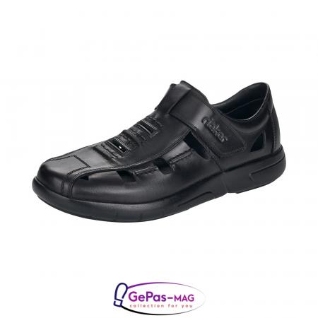 Sandale barbati, piele naturala, B2783-000