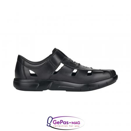 Sandale barbati, piele naturala, B2783-006